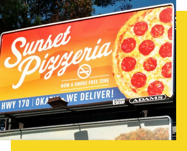 Billboard Graphic Design
