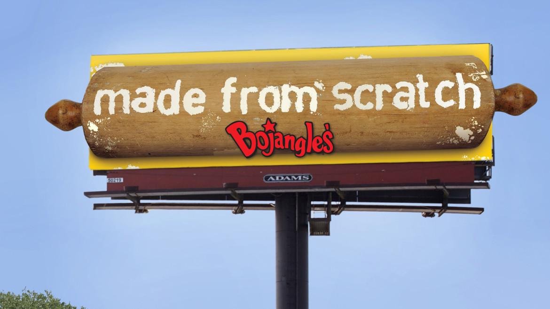 Bojangles Rolling Pin