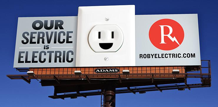 Roby Electric Vinyl