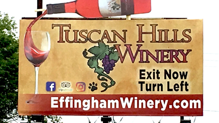 Tuscan Hills Winery